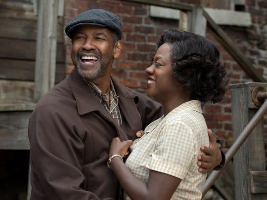 Denzel Washington and Viola Davis star in the August