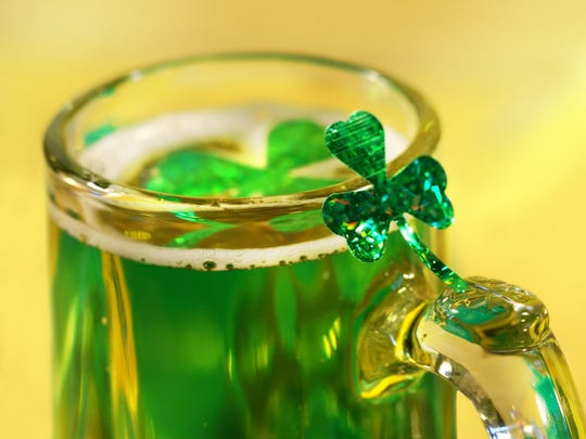 St. Patrick's Day happenings will take place throughout the weekend in Knoxville.