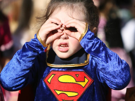 Aug. 15 is Superhero Night at the Montgomery Zoo. Come