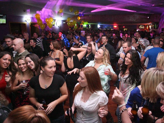 A crowd parties at The Funky Monkey in Wilmington in 2009. The location will be home to The Laff House Comedy Lounge & Event Center starting this fall.