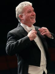 Joseph Giunta, Des Moines Symphony music director and