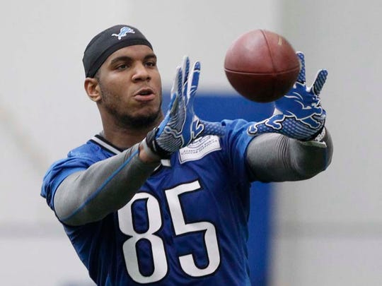 2014, Pick 10: Eric Ebron, tight end, North Carolina.