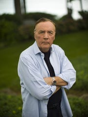 Author James Patterson.