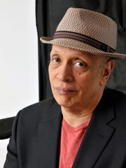 "Walter Mosley, author of ""Down the River Unto the Sea"""