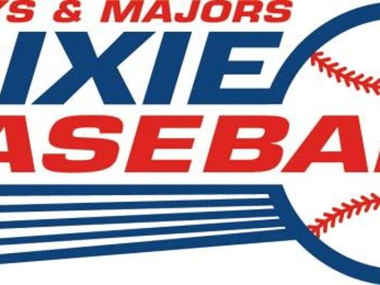 Dixie Boys Baseball Logo