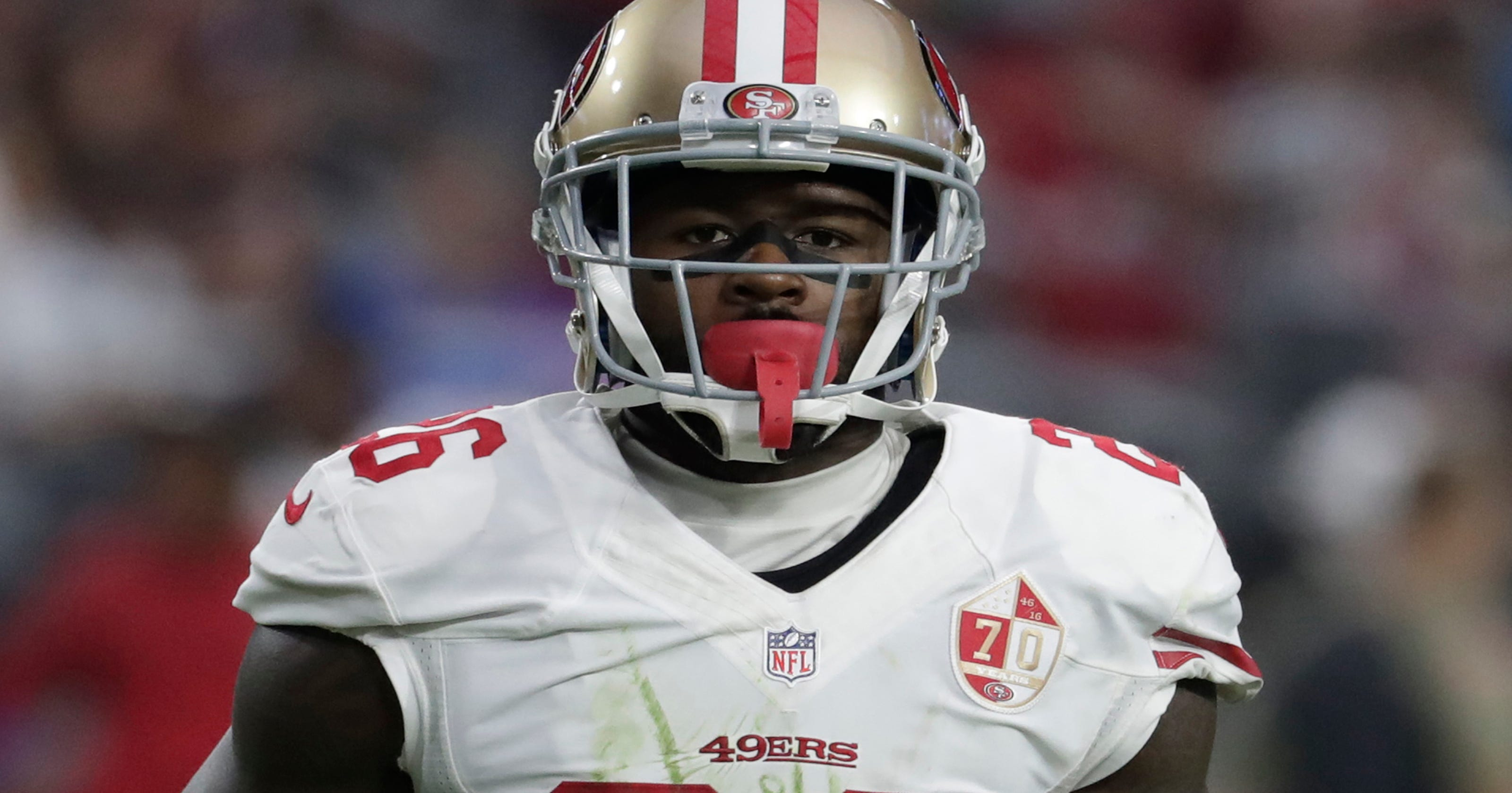 Ex-49er Tramaine Brock has domestic violence charges dropped