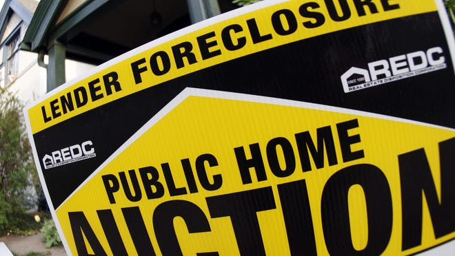 "New Jersey has one of the highest home foreclosure rates in the United States. That has resulted in a high number of abandoned houses, called ""zombie properties."""