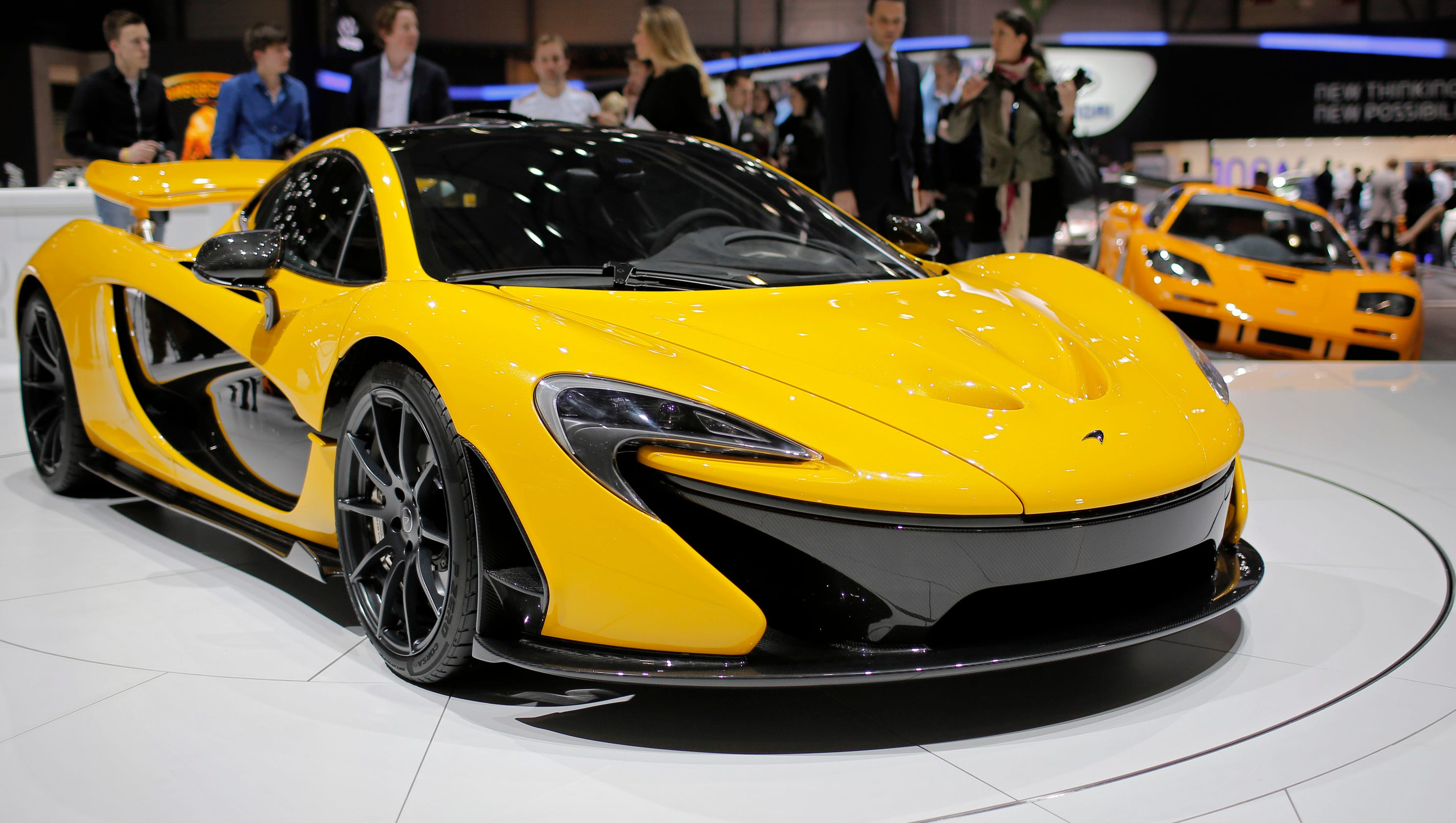 Mclaren P1 Cost >> The most expensive cars in America