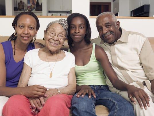 Hospice Grandparents