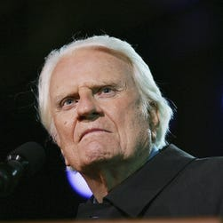 Billy Graham loved God, lemon cake and Vienna sausages