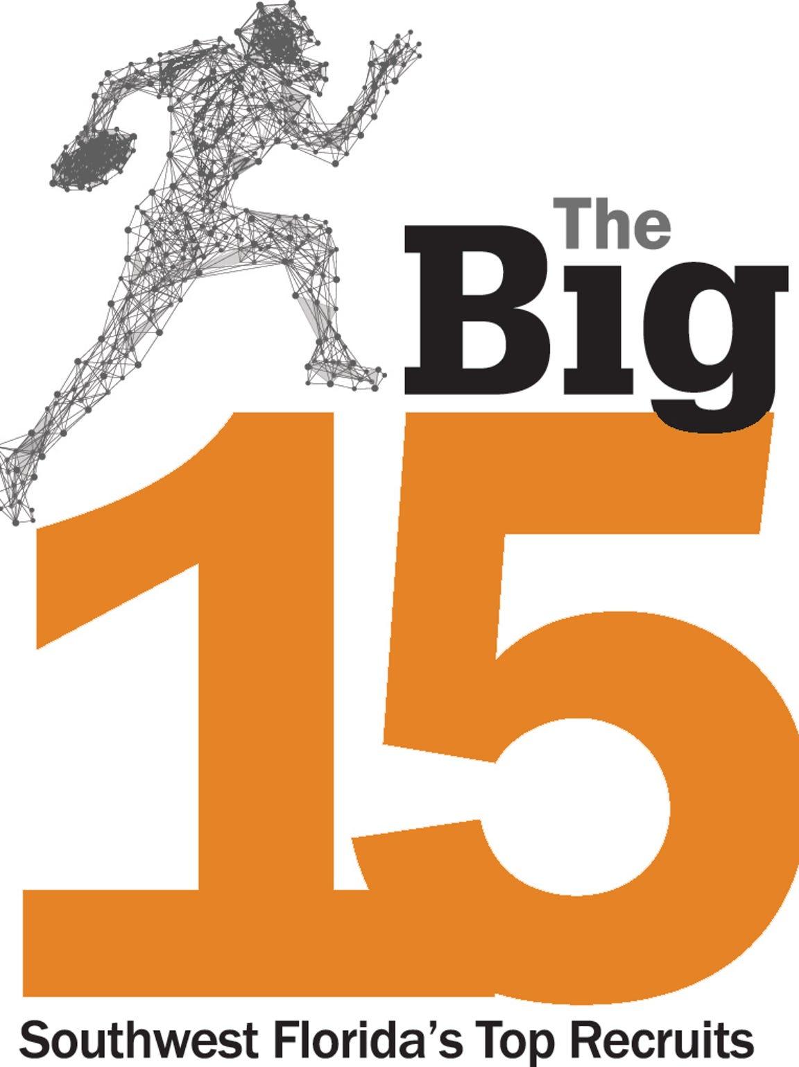The Big 15 logo Derick Hunter