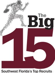 The Big 15 logo for Quashon Fuller