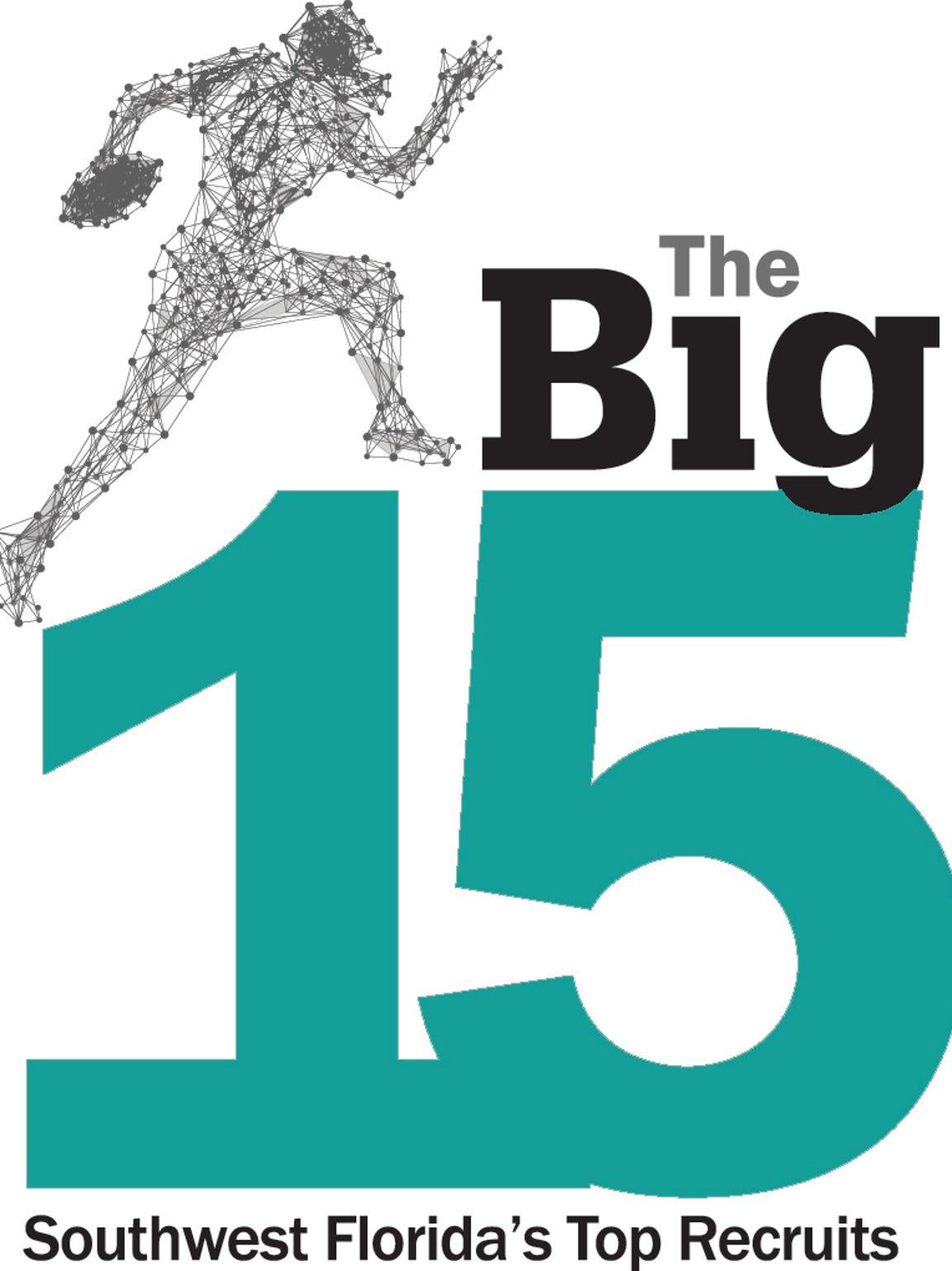 George Tackas The Big 15 logo