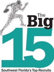 George Tackas The Big 15 logo