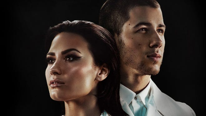 Demi Lovato and Nick Jonas join forces for their summer tour, making a stop in Albuquerque.