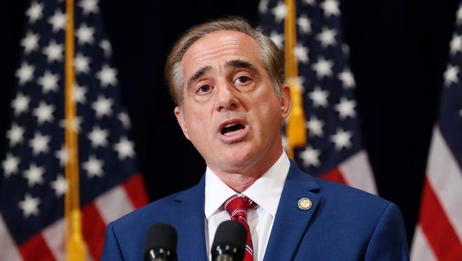 Secretary of Veterans Affairs David Shulkin