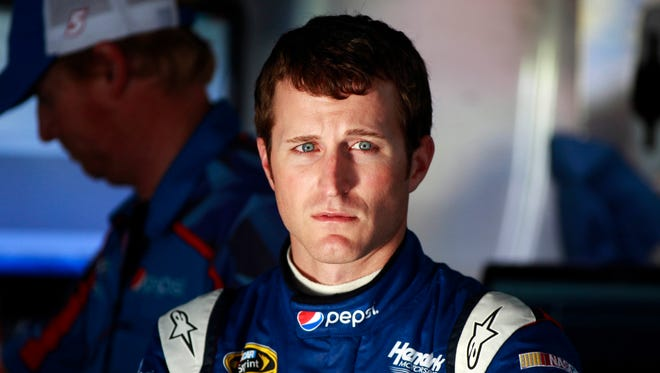 Kasey Kahne's current deal was set to expire after next season.