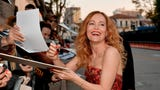 Looking back at her first triumph, Leslie Mann seems to recall something that maybe didn't quite happen…  (Jan. 18)
