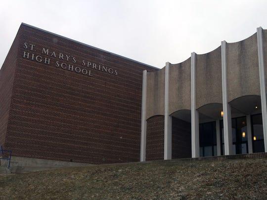 St. Mary's Springs Academy High School.