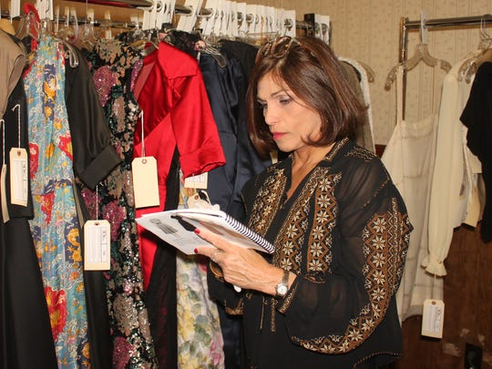 "Doris Raymond has spent more than three decades collecting and selling vintage, designer and antique clothing. She has worked with fashion designers, museum curators and Hollywood costume designers, and even starred for two seasons of ""LA Frock Stars"" on the Smithsonian Channel."
