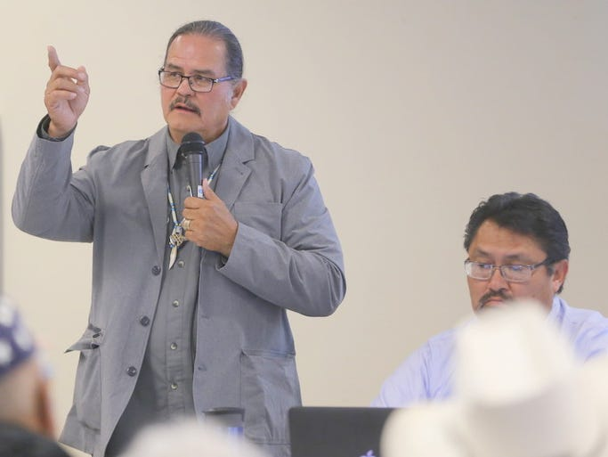 Navajo Nation Human Rights Commission Vice Chairman
