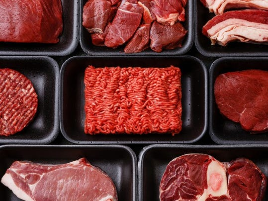 Meat sell by date
