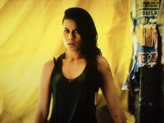 """Para dar vida a Zyan, su personaje en """"Ingobernable"""", Tamara se empapó de la vida en Tepito."""