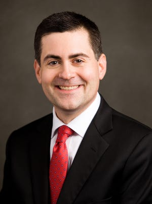 Russell Moore, president of the Southern Baptist Convention's Ethics and Religious Liberty Commission