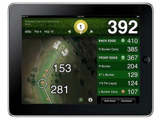 Golf Shot GPS