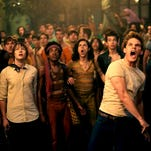 """Ignoring the official version of the riots, it's a white bread Midwestern farm boy (Jeremy Irvine) who tosses the first brick at the """"Stonewall."""""""