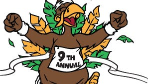 9th Annual Turkey Trot sponsored by Festival Foods