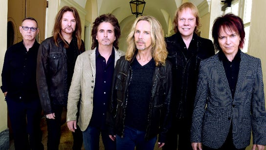 Classic rock band Styx has found a special affinity