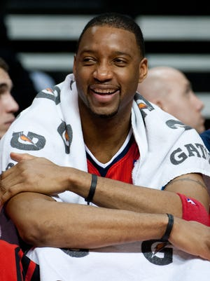 Tracy McGrady leads a group of finalists for the Naismith Hall of Fame.