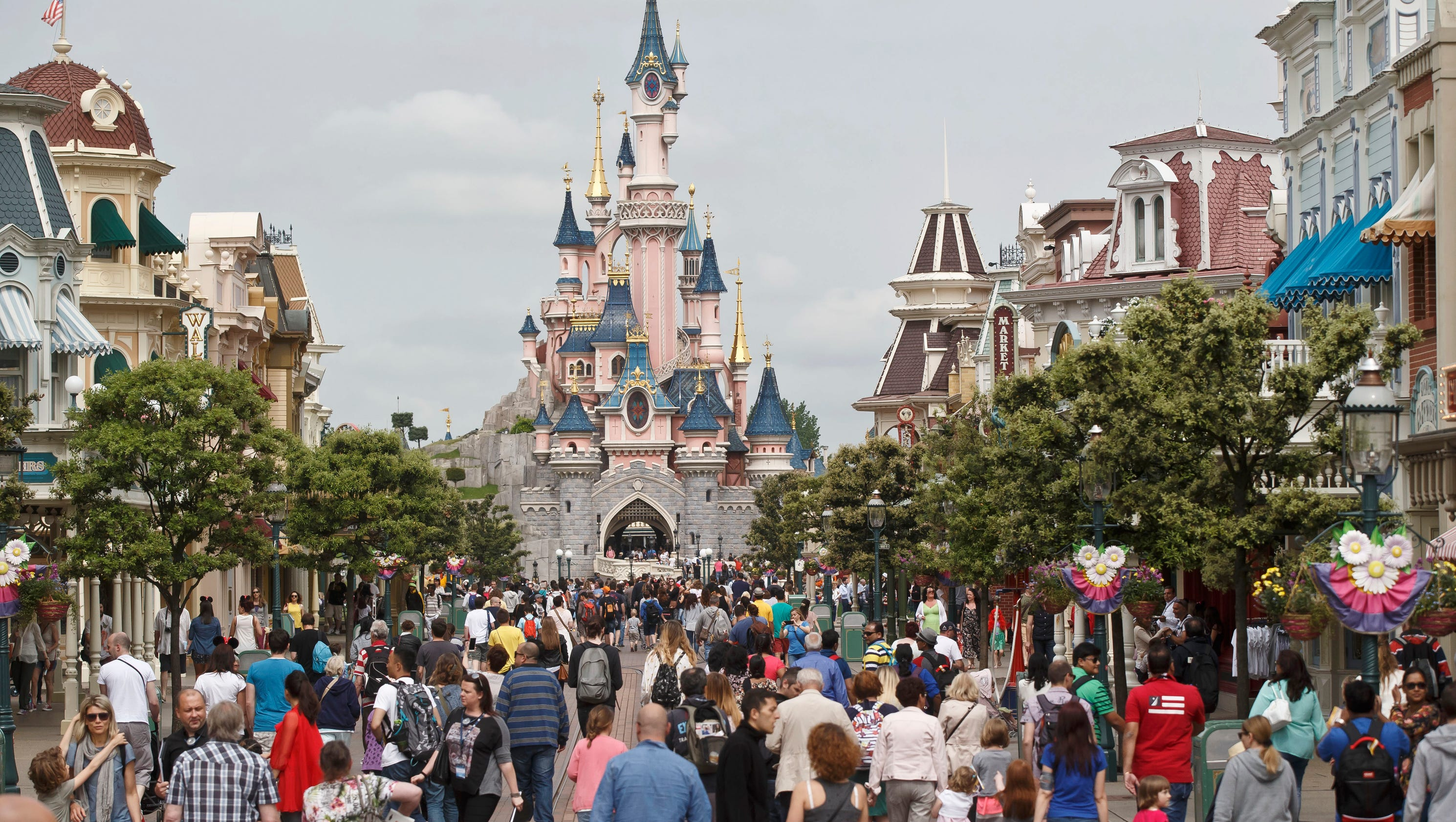 Disneyland Worker Found Dead In Haunted House - What city is disneyland in