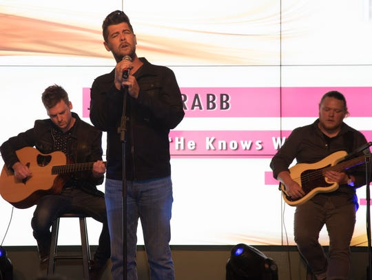 Jason Crabb: Best Contemporary Christian Music Album