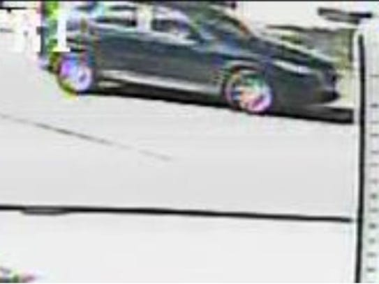 Fort Myers police are looking for this vehicle they