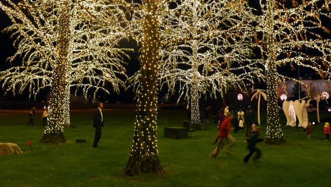Gaylord Opryland Resort & Convention Center's Country Christmas is a big draw during the holidays, with lots of free offerings.  Ms. Cheap says to park for free  at Opry Mills and walk over to the hotel/convention center  to avoid steep parking fees.