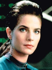 Terry Farrell played fan-favorite character Jadzia
