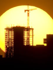 Phoenix struck deals in recent decadesexempting high-risedevelopers from millions of dollars in taxes.