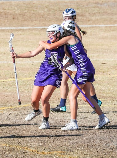 The Cypress Lake Panthers jumped out to a 5-0 lead