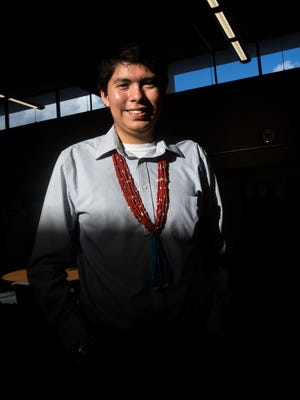 San Juan College student Adriano Tsinigine has been appointed to a five-year term as a member of the Diné Uranium Remediation Advisory Commission.