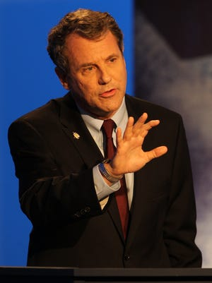 U.S. Senator Sherrod Brown.