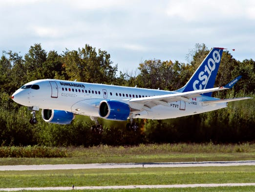 Airbus A220? Bombardier's CSeries gets a new name
