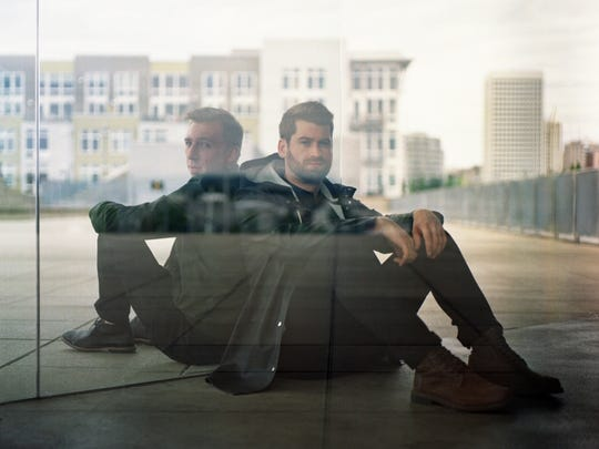 Odesza headlines the 2017 Forecastle Festival Friday night in Waterfront Park.