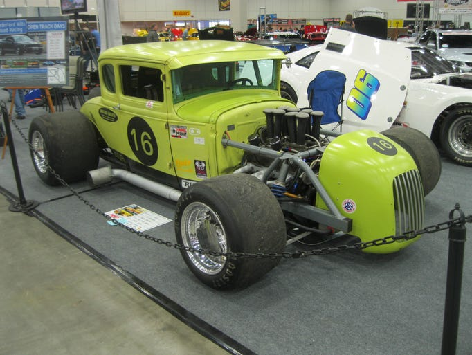 The annual Autorama showcases conversions and specialty