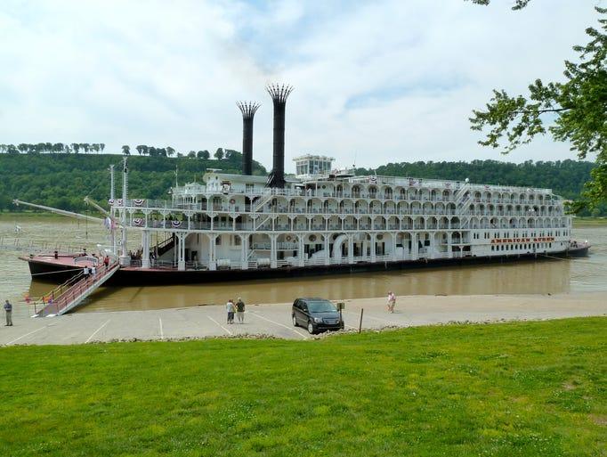 No. 25: American Queen. American Queen Steamboat Company's