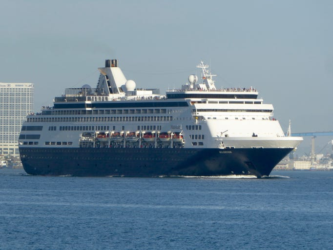 One of the smallest and oldest members of Holland America