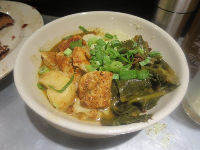 Dine in at zingerman 39 s deli 39 s sister restaurant for Southern fish stew recipe