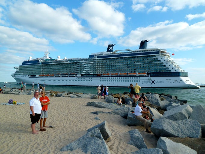 Celebrity Solstice Cruise Ship from Celebrity Cruise Line