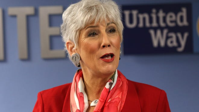 Fran Weisberg was introduced as president and CEO of the United Way of Greater Rochester in March.